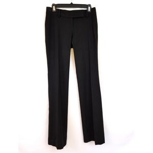 Ann Taylor Size 0 Solid Black Dress Pants
